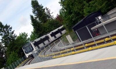 Holmenkollen T-Bane Station