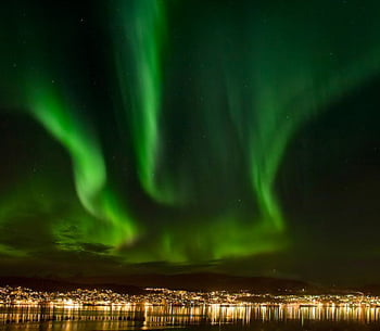 Northern Lights over Tromsø