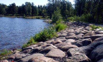 Sognsvann lake in Oslo