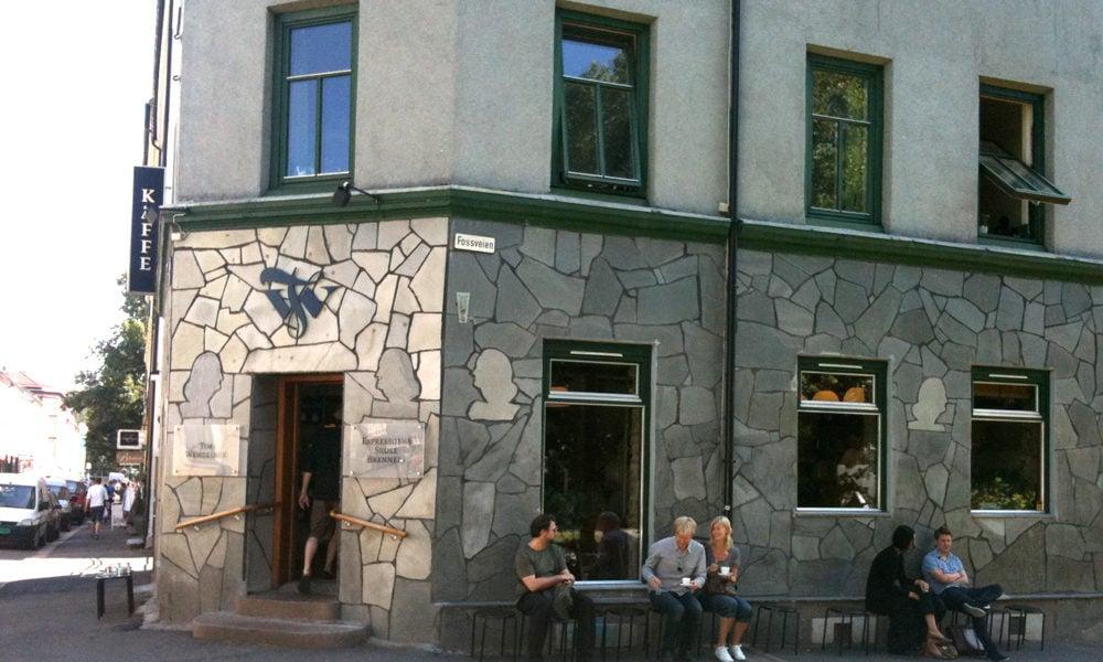 Tim Wendelboe kaffe, Oslo
