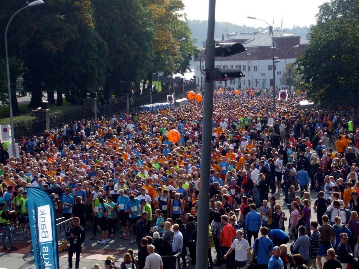 Oslo Marathon 2011