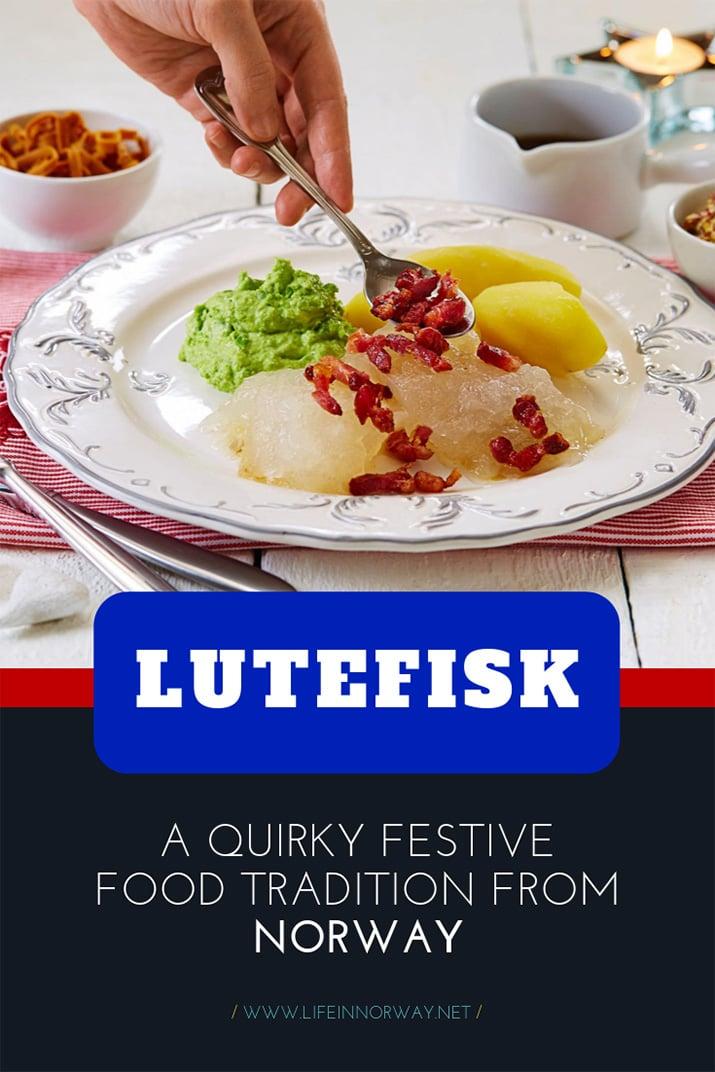 Norwegian Lufefisk