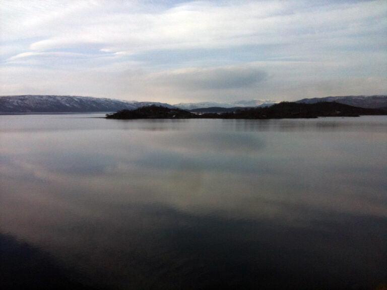 Oslo to Bergen railway 1