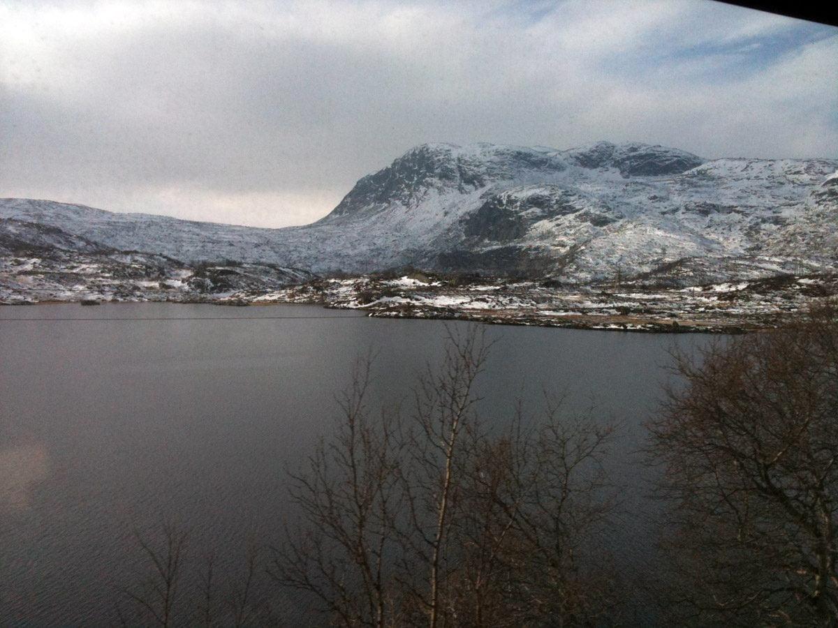 Oslo to Bergen railway 3