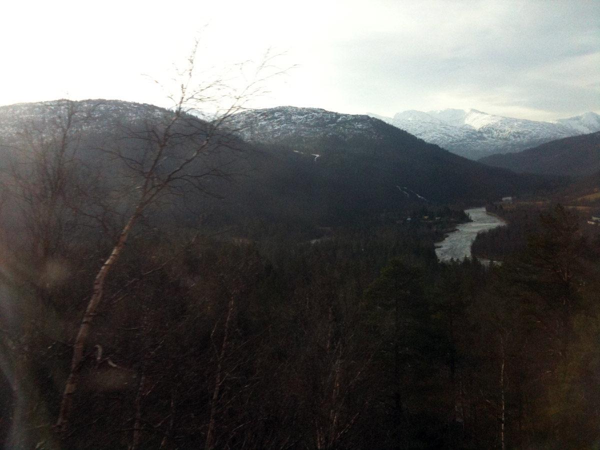 Oslo to Bergen railway 5