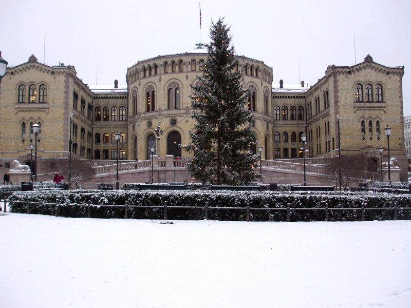 It's Beginning To Look A Lot Like Christmas in Oslo - Life ...