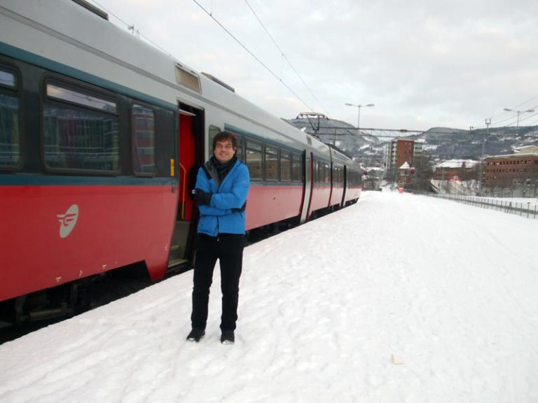 Lillehammer railway station
