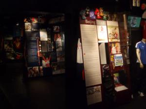 Inside the Norwegian Olympic Museum