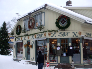 Cute shop in Lillehammer