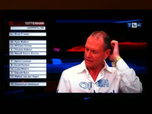 Paul Gascoigne on Norwegian TV