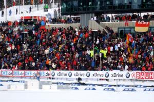 Biathlon Stadium at Holmenkollen, Oslo