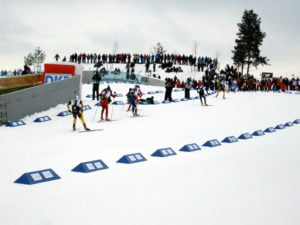 Biathlon World Cup in Oslo 2012