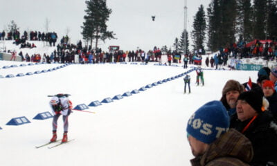 Biathlon Pursuit in Oslo