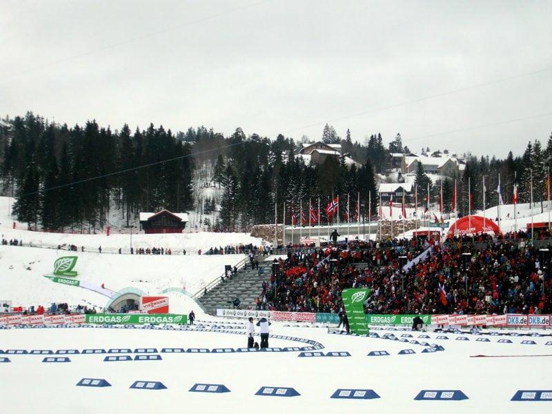 Holmenkollen Biathlon Stadium