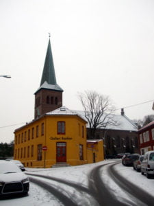Kampen Church, Oslo