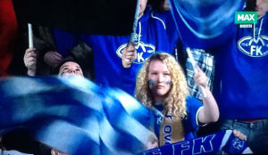Molde fans getting excited for the season