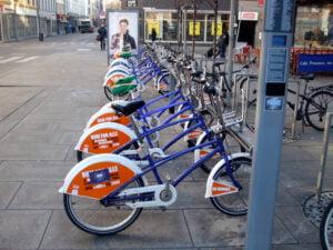 Oslo City Bikes