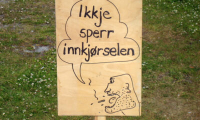 Sign in Nynorsk
