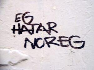 Nynorsk graffiti