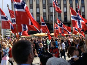 Norwegian National Day celebrations