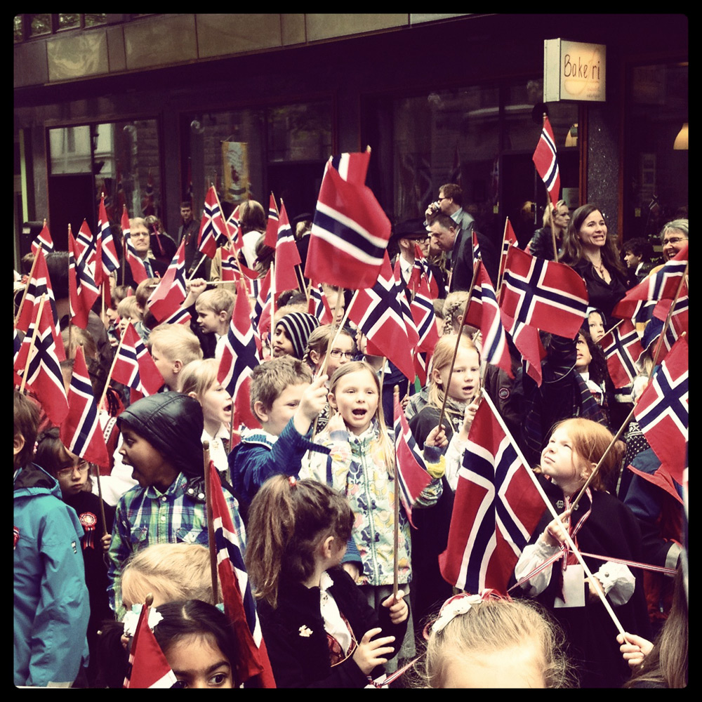 Happy Birthday Norway!