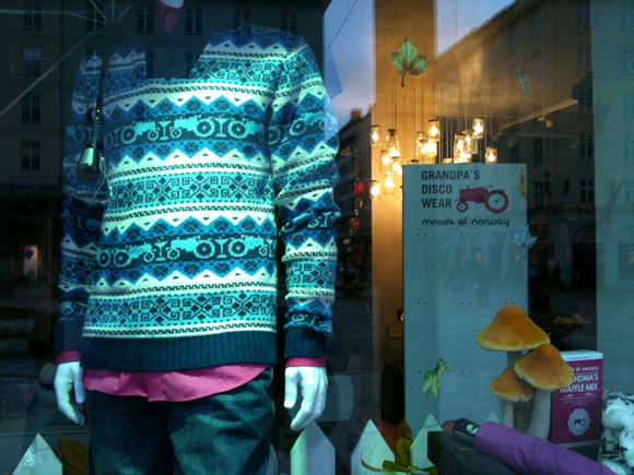 Grandpa's Disco Wear from Moods of Norway