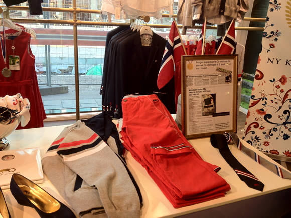 Norway Olympic Team Clothing