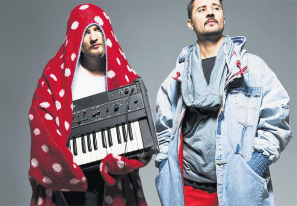Röyksopp band photo