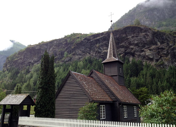 Flåm Kyrkje