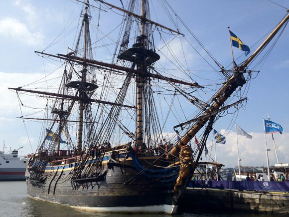 Goteborg Ship