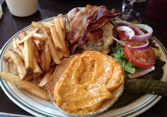 Gerry's burger