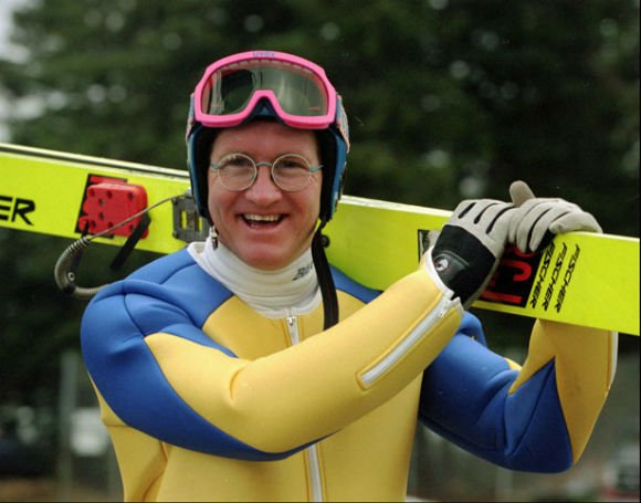 Eddie the Eagle Edwards