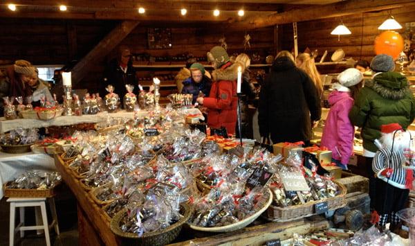 Sjokolade Fabrikken at Bærums Verk