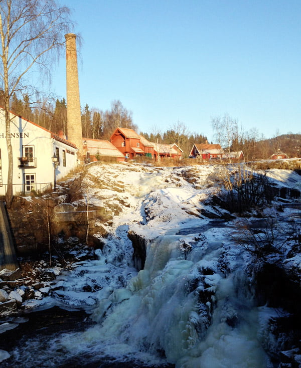 Frozen River Lomma