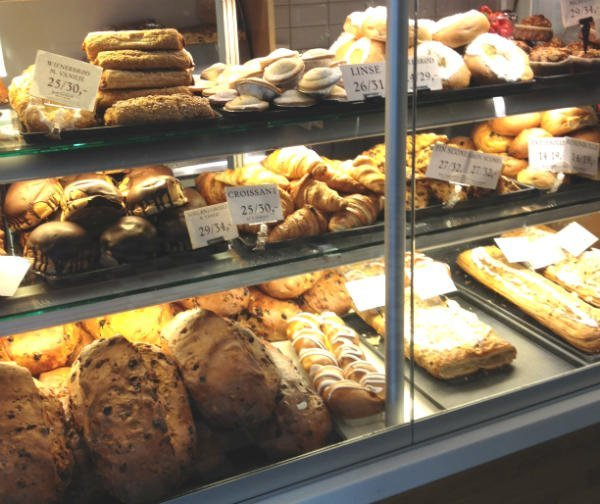 A bakery in Oslo