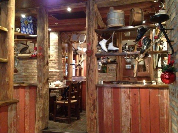 Interior of Egon restaurant, Frogner