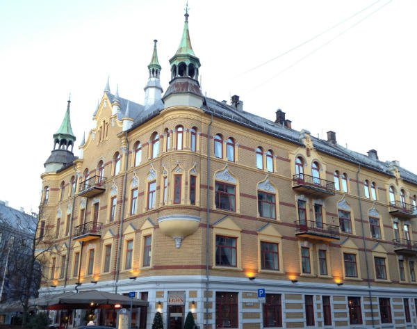 norske escorte massasje bygdøy alle