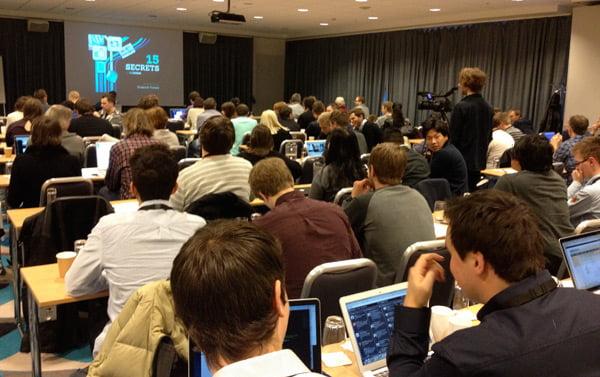 WordCamp Norge 2013
