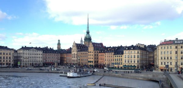 Stockholm Downtown