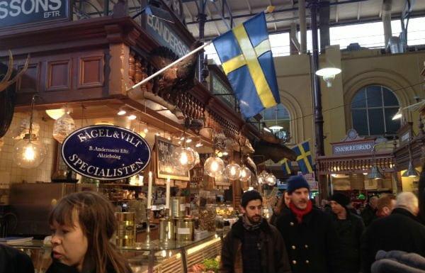 Stockholm Foodhall