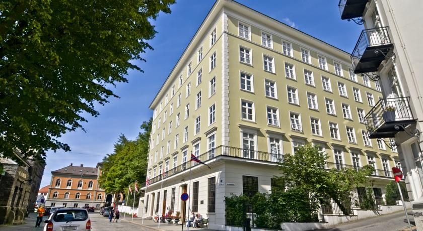 Grand Terminus Hotel in Bergen