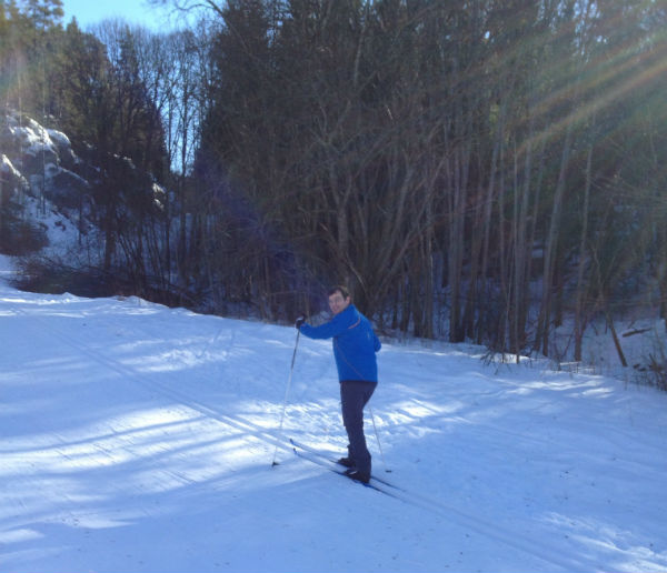First time ski trip!