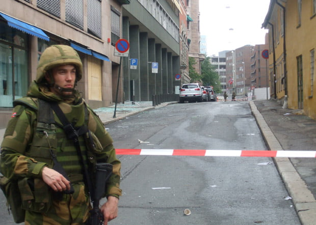 Oslo bombing