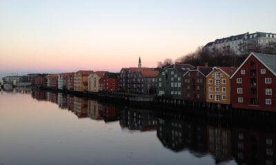Moving to Trondheim