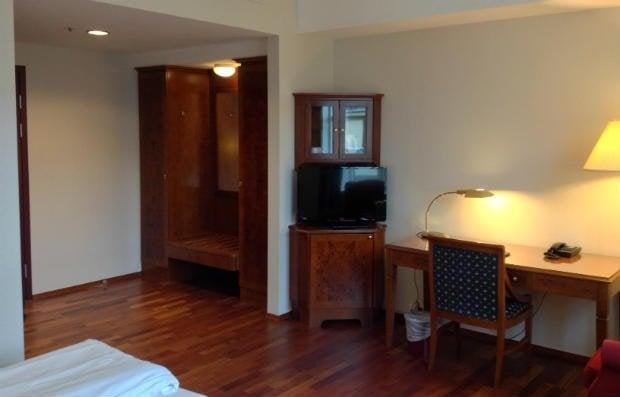 First Hotel Room in Bergen