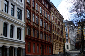Oslo city centre