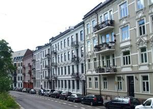 Living in St. Hanshaugen
