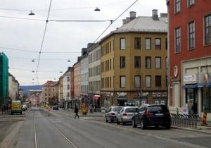 Living in Torshov, Oslo