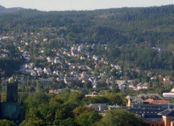 Working in Trondheim