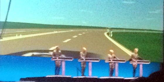 Kraftwerk 3D show